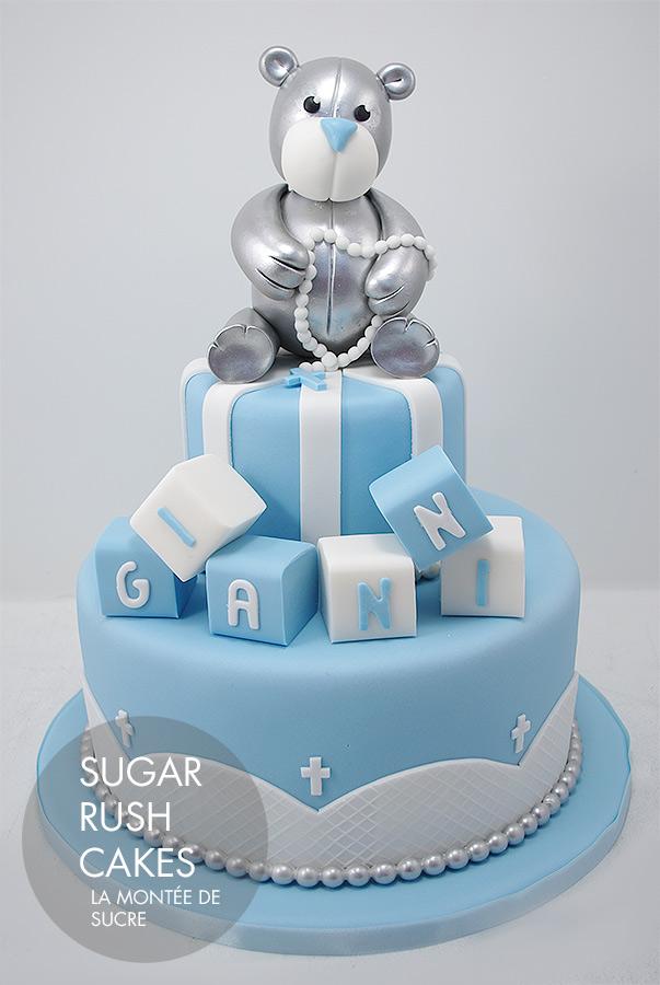 Silver Bear cake
