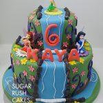 Fairy cake Tinkerbell