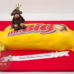 Mr. Big cake