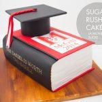 McGill grad cake