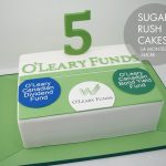 O'Leary Funds cake