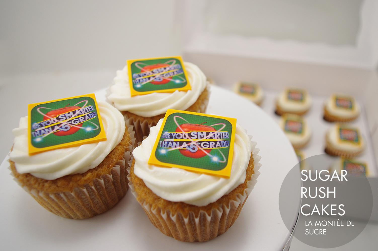 Ludia cupcakes