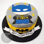 Batboy Cake