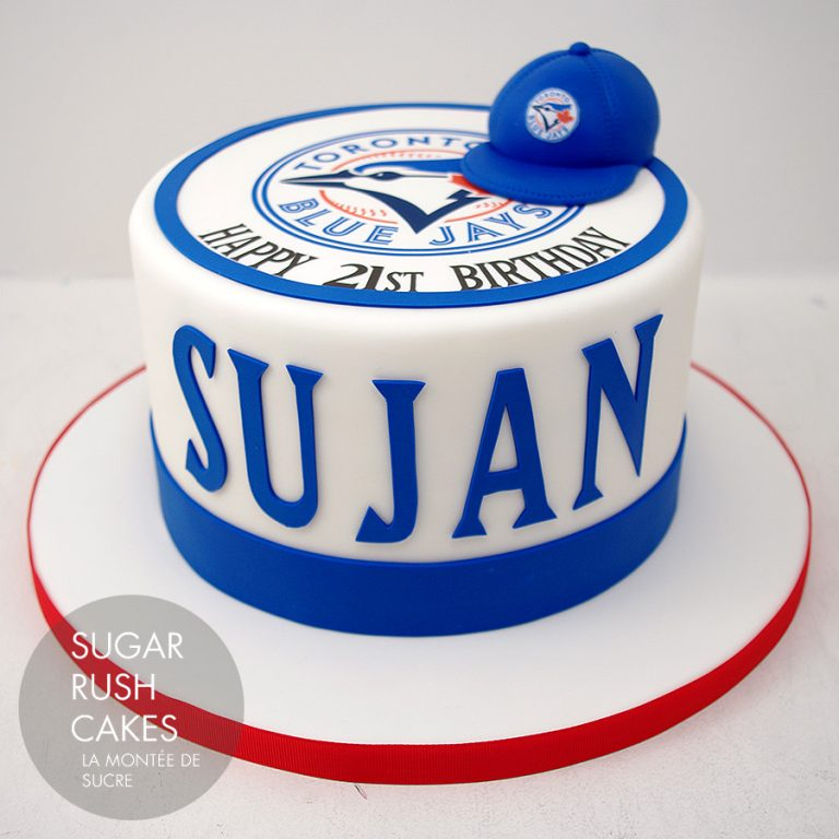 Blue Jays Cake