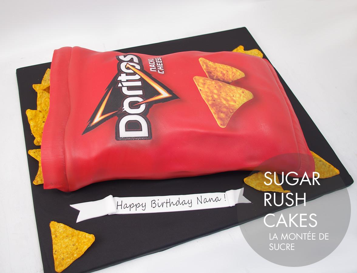 Doritos cake