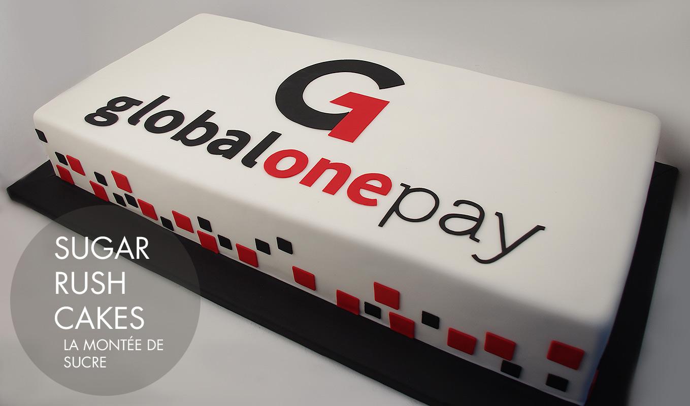 Global One Pay Cake