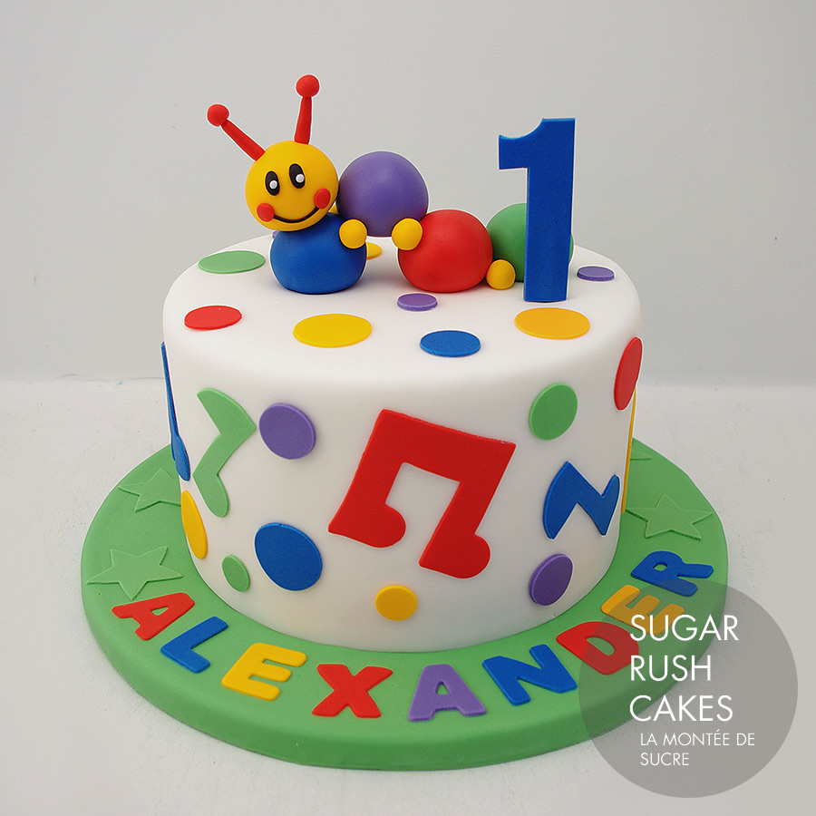 Stupendous Little Einstein Cake For 8 Sugar Rush Cakes Funny Birthday Cards Online Inifofree Goldxyz