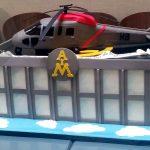 American Iron & Metal Cake