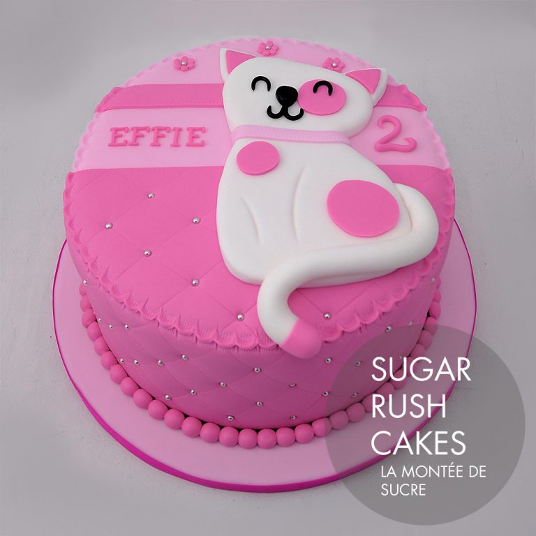 Effie Cat cake