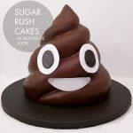 Mr. Hankey cake