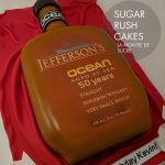 Jefferson's Ocean Bourbon cake