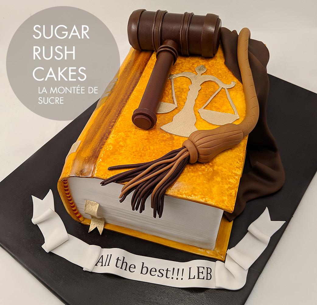 judge cake