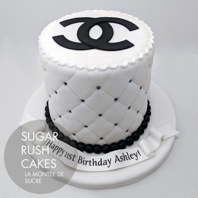 Chanel small cake