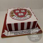 Harvard Cake