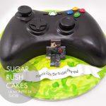 Xbox game controller cake